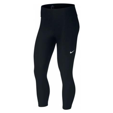 Nike PWR VCTRY CROP W czarny S - Legginsy damskie