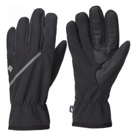 COLUMBIA rękawiczki softshell męskie Wind Bloc Men's Glove Black