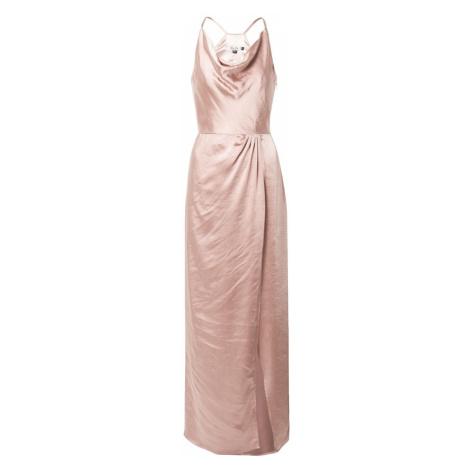 Chi Chi London Suknia wieczorowa 'Alivia' różowy pudrowy