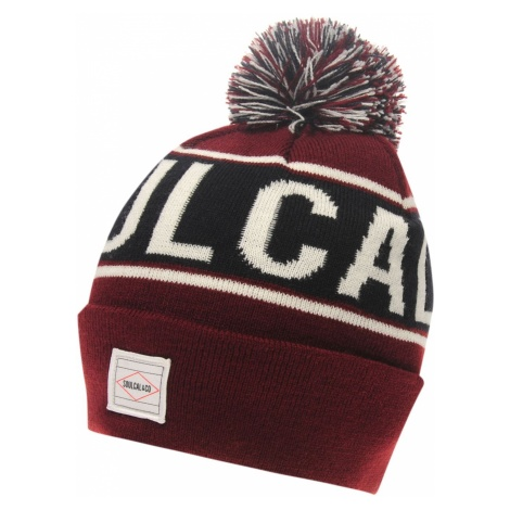SoulCal Branded Beanie Hat Mens Soulcal & Co