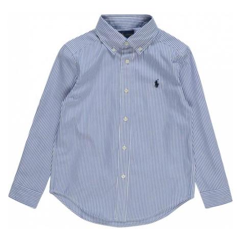 POLO RALPH LAUREN Koszula niebieski / biały