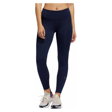 Spodnie adidas How We Do 7/8 Light Tights W Granatowe