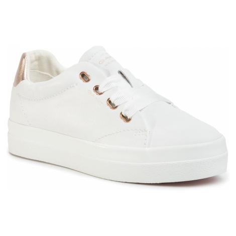 Sneakersy GANT - Avona 20531502 Br. Wht/Rose Gold G296
