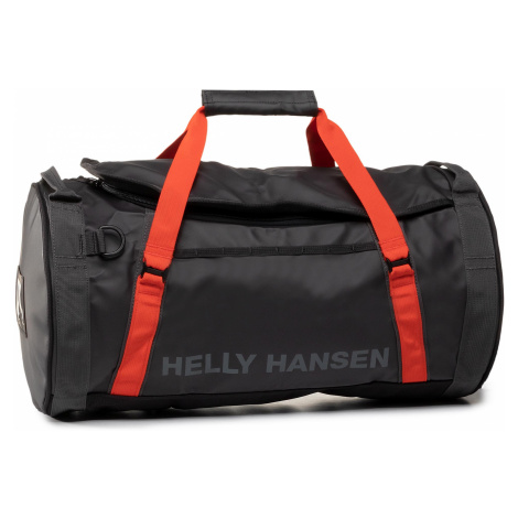 Torba HELLY HANSEN - Duffel Bag 2 30L 68006-984 Ebony/Cherry Tomato