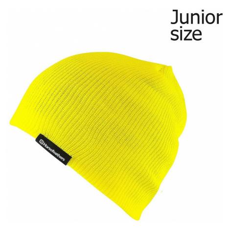 czapka Horsefeathers Yard Kid's - Yellow