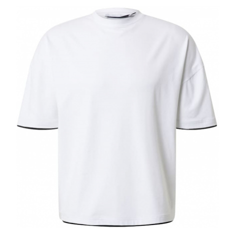 NU-IN Koszulka 'Oversized' biały