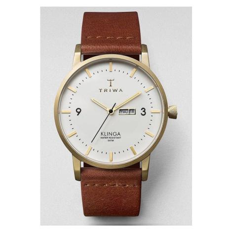 zegarek Triwa Ivory Klinga - Brown Classic
