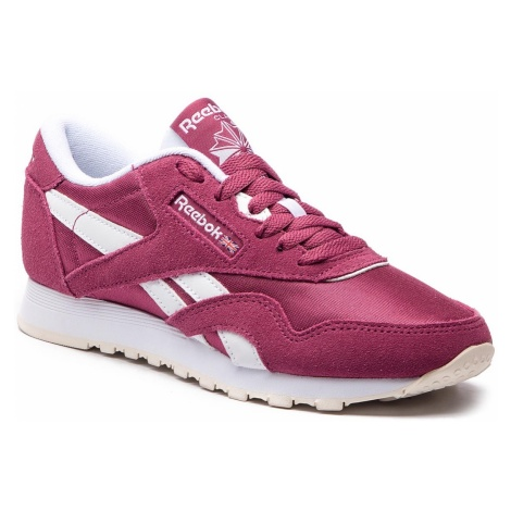 Buty Reebok - Cl Nylon CN4018 Twisted Berry/White/Chalk