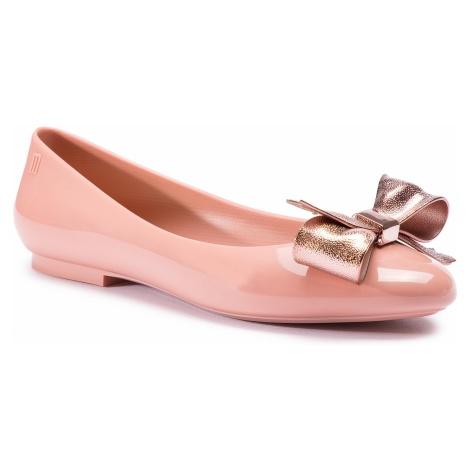 Baleriny MELISSA - Doll III Ad 32504 Pink/Beige 51716