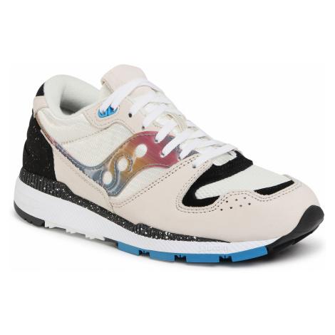 Sneakersy SAUCONY - Azura S70494-1 Wht/Blk/Blu