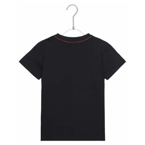 Guess Koszulka dziecięce Czarny