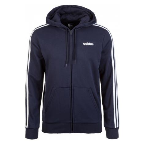 ADIDAS PERFORMANCE Bluza rozpinana sportowa ciemny niebieski / biały
