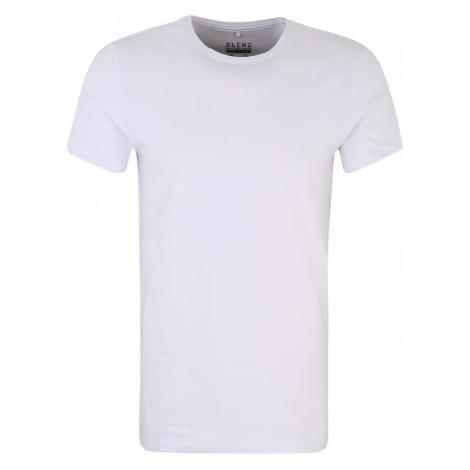 BLEND Koszulka 'BHNick' biały
