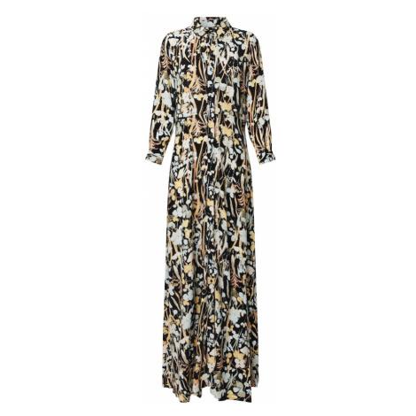 Y.A.S Sukienka koszulowa 'MEADOW SAVANNA' mieszane kolory / czarny