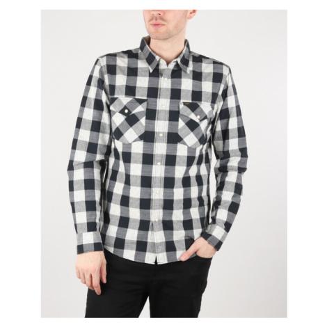 Lee Western Koszula Czarny Biały
