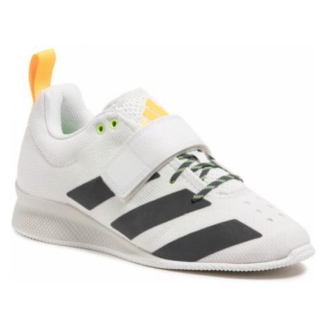 Adidas Buty adipower Weightlifting II FU8165 Biały
