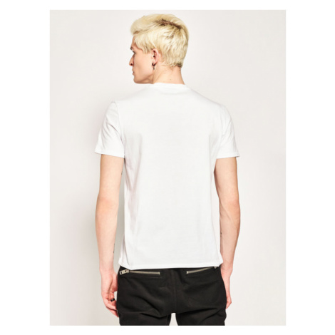 Just Cavalli T-Shirt S01GC0609 Biały Regular Fit