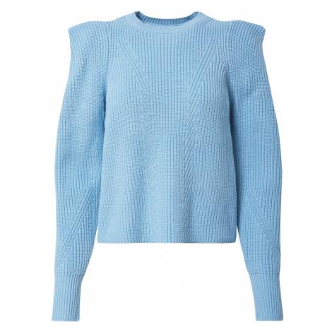 Y.A.S Sweter 'CARLOTTA' jasnoniebieski