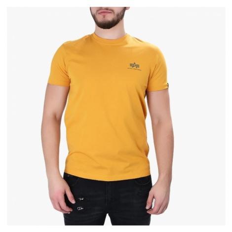 Koszulka męska Alpha Industries Basic Small Logo 188505 441