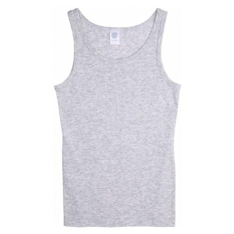 SANETTA Podkoszulka 'Shirt w/o sleeves' jasnoszary
