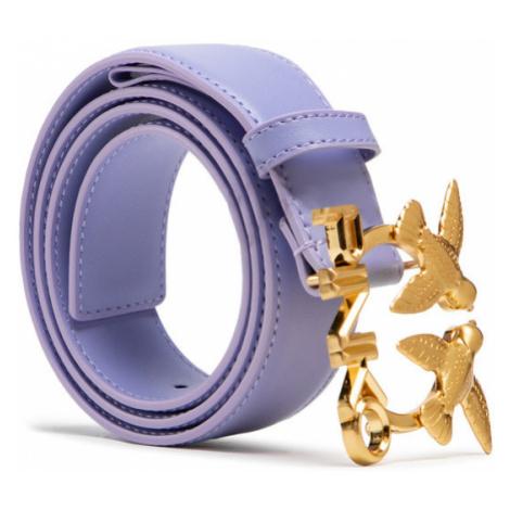 Pinko Pasek Damski Aster Simply 1 Belt . PE 21 PLT01 1H20WK Y6XF Fioletowy