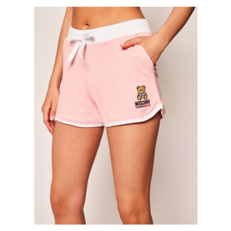 Szorty sportowe Moschino Underwear & Swim