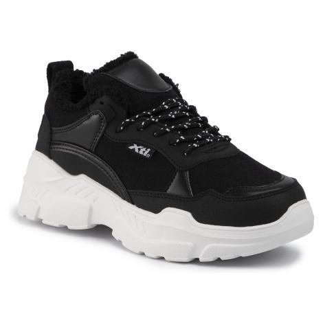 Sneakersy XTI - 49488 Negro