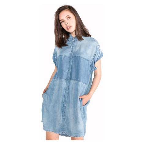 Replay Sukienka Niebieski