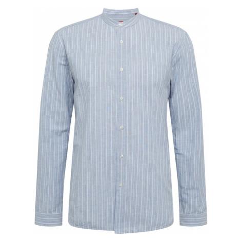 HUGO Koszula 'Edison-W' niebieski / biały Hugo Boss