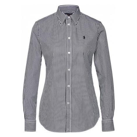 POLO RALPH LAUREN Bluzka czarny / offwhite