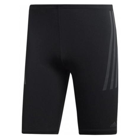 adidas PRO 3-STRIPES SWIM JAMMER czarny 5 - Szorty kąpielowe męskie