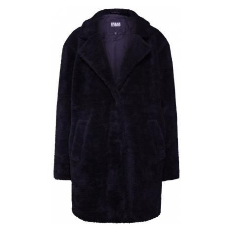 Urban Classics Płaszcz przejściowy 'Sherpa' czarny