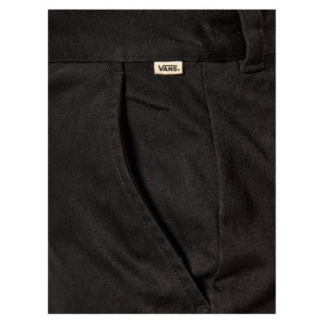 Vans Spodnie materiałowe Authentic Chino VN0A47SE Czarny Regular Fit