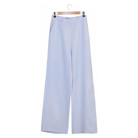 Trendyol Light Blue Basic Trousers