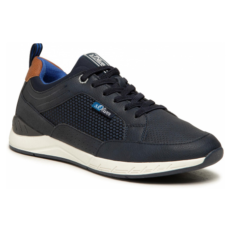 Sneakersy S.OLIVER - 5-13611-26 Navy 805