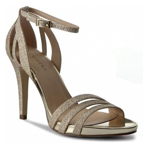 Sandały MENBUR - PACOMENA 07540 Stone 0087