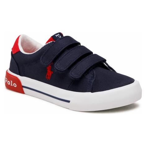 Sneakersy POLO RALPH LAUREN - Graftyn Ez RF102972 S Navy/Red