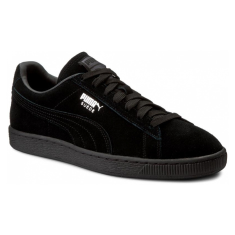 Sneakersy PUMA - Suede Classic+ 352634 77 Black/Dark Shadow