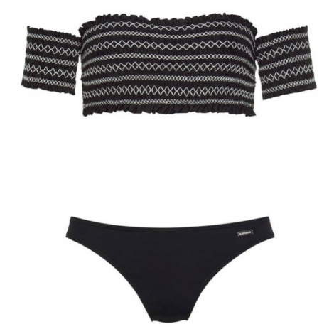 LASCANA Bikini czarny