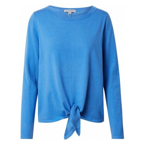 COMMA Sweter niebieski