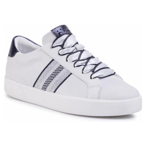Sneakersy MARCO TOZZI - 2-23702-34 White/Navy M 128
