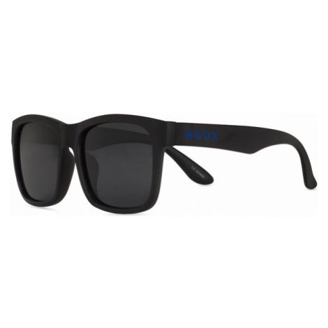 Polaryzacyjne Okulary Przeciwsłoneczne Unisex | Czarne Antilumen Stria Woox
