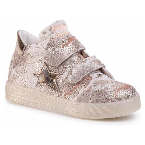 Sneakersy NATURINO - Falcotto By Naturino Sasha Vl St.Pitone 0012014610.07.0Q06 Platino