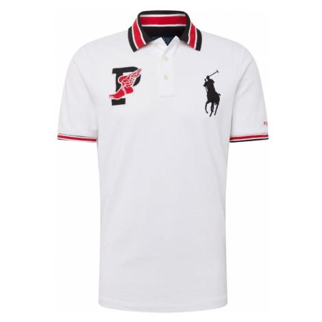 POLO RALPH LAUREN Koszulka mieszane kolory / biały