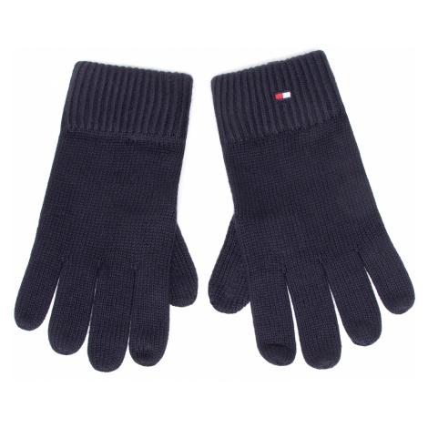 Rękawiczki Męskie TOMMY HILFIGER - Pima Cotton Gloves AM0AM06591 DW5