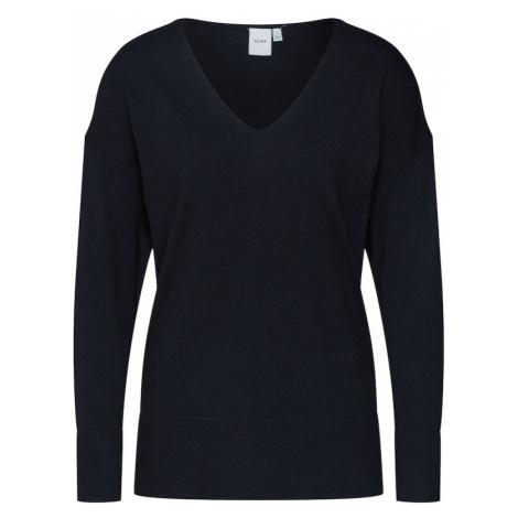 ICHI Sweter 'KAVA' czarny