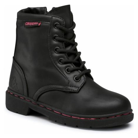 Kozaki KAPPA - Deenish K 260840K Black/Pink 1122