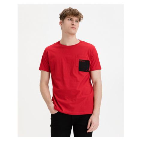 Replay Koszulka Czerwony