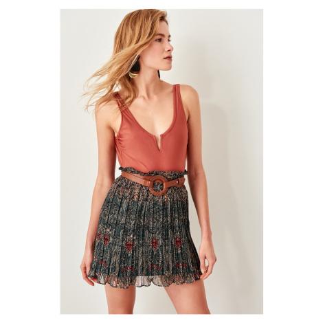 Spódnica damska Trendyol Multicolored
