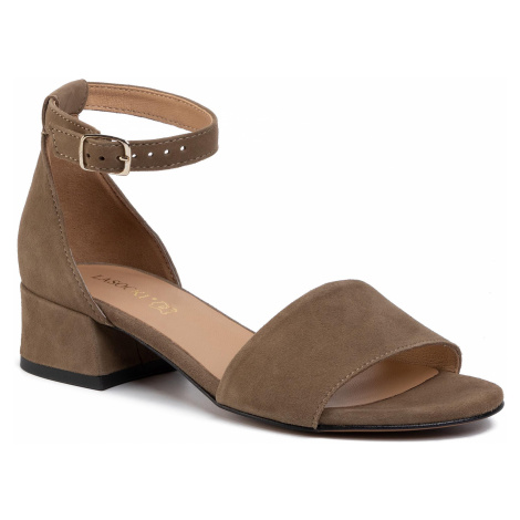 Sandały LASOCKI - 4490-01 Khaki